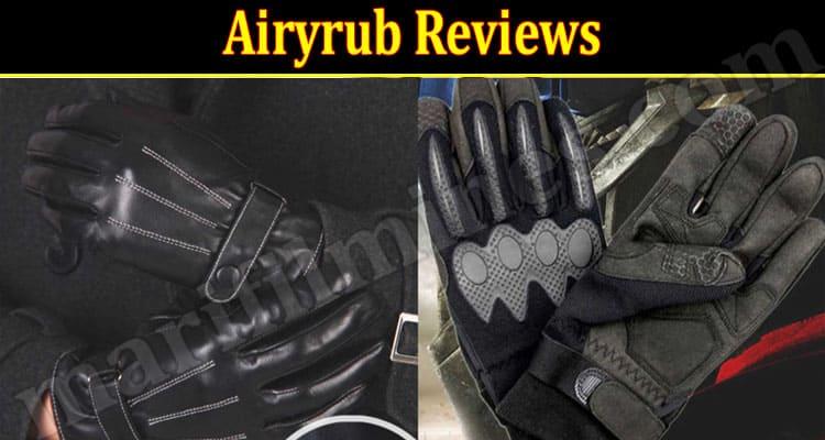 Airyrub Reviews [June] Is it Legit Or Scam Website