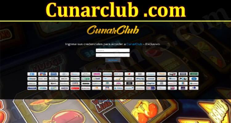 Cunarclub .com (June 2021) Checkout The Details Here!