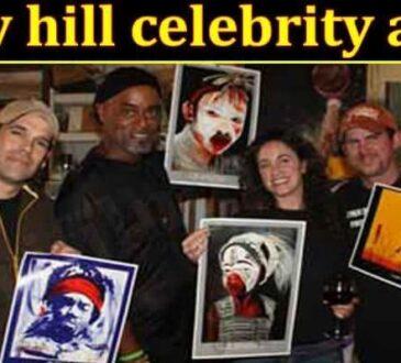 Drew hill celebrity artist (June) Check Details Now!