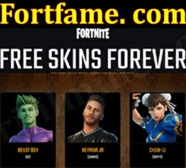 Fortfame. com (June) Have You Got Free Skins Here