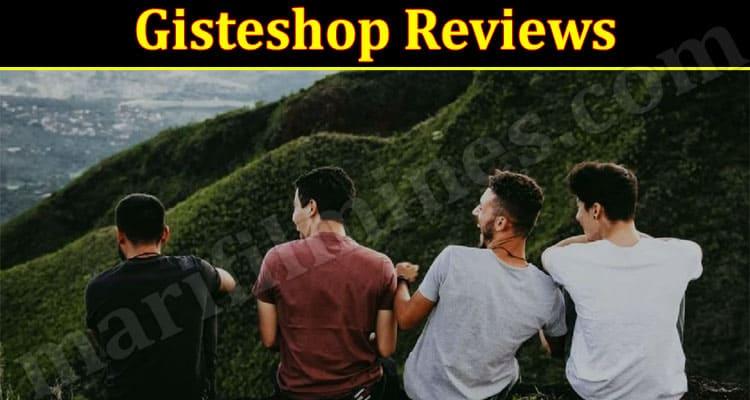 Gisteshop Reviews [June 2021] Legit or a Scam Site