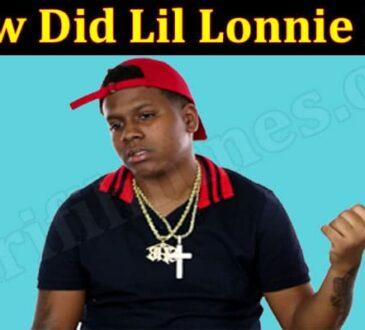 How Did Lil Lonnie Die 2021