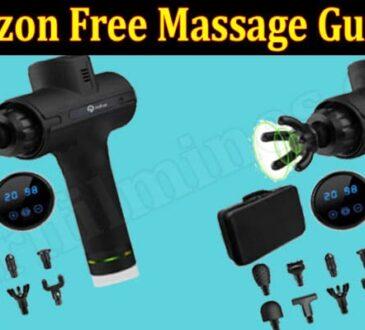Is Amazon Free Massage Gun Scam 2021