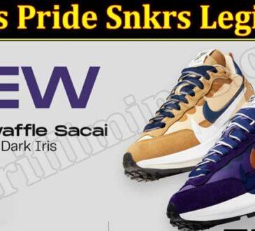 Is Pride Snkrs Legit (June 2021) Check Reviews Here!