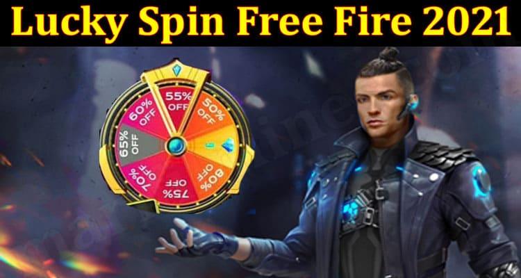 Lucky Spin Free Fire 2021 Marifilmness
