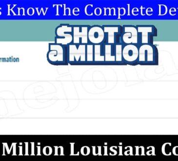 Shot At a Million Louisiana Com {June} Get Registered!