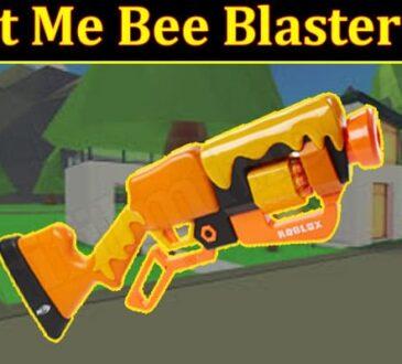 Adopt Me Bee Blaster Code 2021.