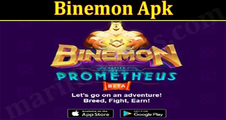 Binemon Apk 2021.