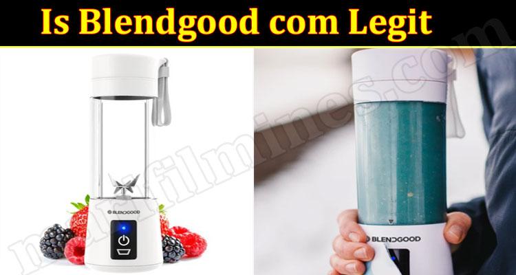 Blendgood com Online Website Reviews