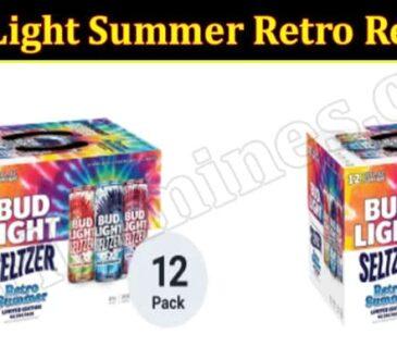 Bud Light Summer Retro Review 2021