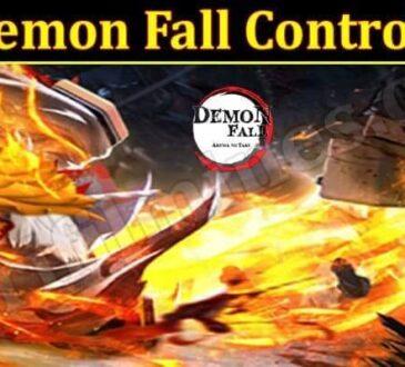 Demon Fall Controls 2021.
