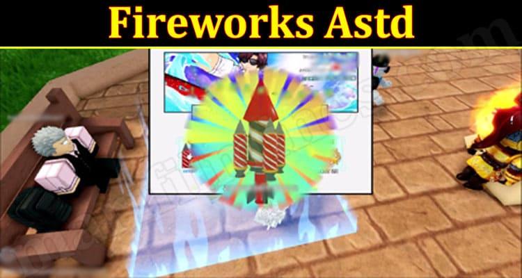 Fireworks Astd 2021.