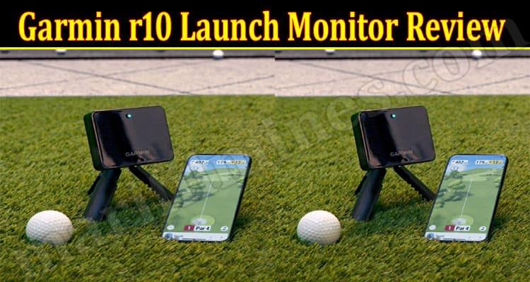 Garmin r10 Launch Monitor Review 2021.