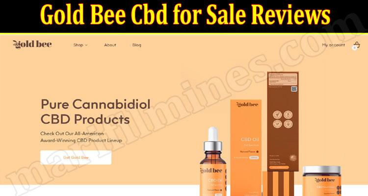 Gold-Bee-Cbd-Online-Website