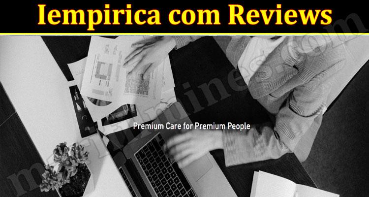 Iempirica com Reviews (July 2021) Is It Legit Or Not