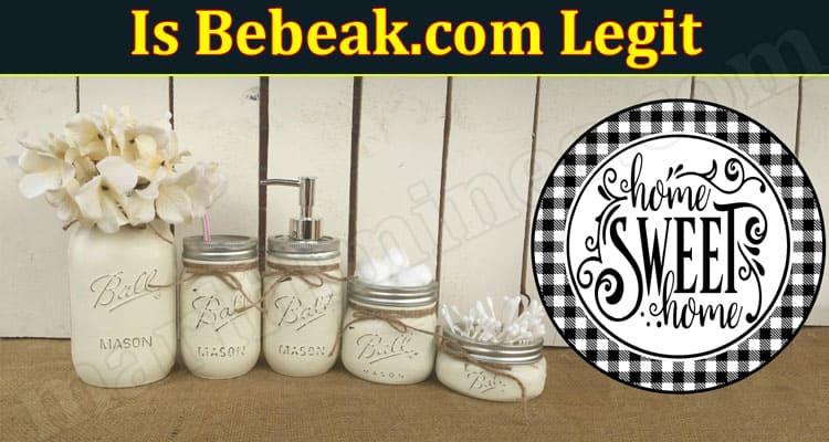 Is Bebeak.com Legit 2021.