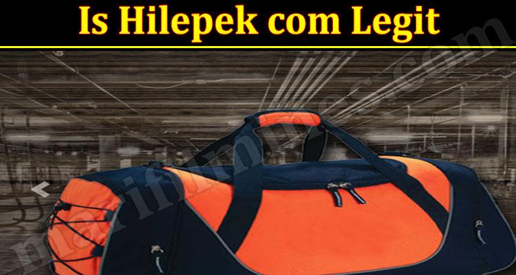 Is Hilepek com Legit 2021.