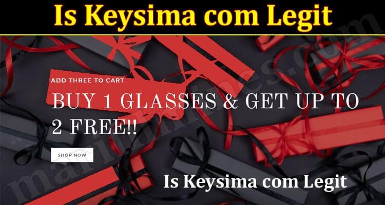 Is Keysima Com Legit 2021.