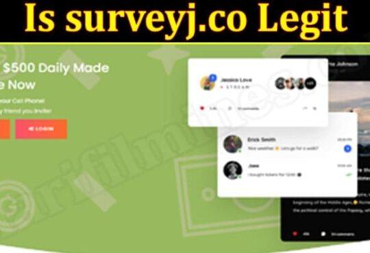 Is Surveyj.co Legit 2021.