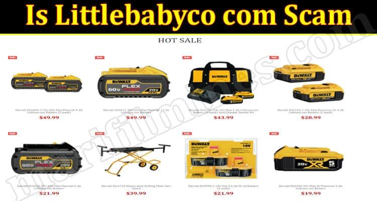 Littlebabyco-online-Website