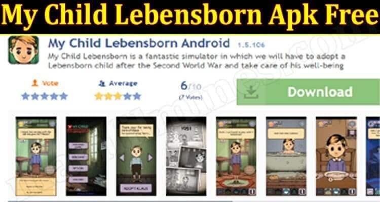 My Child Lebensborn Apk Free 2021.