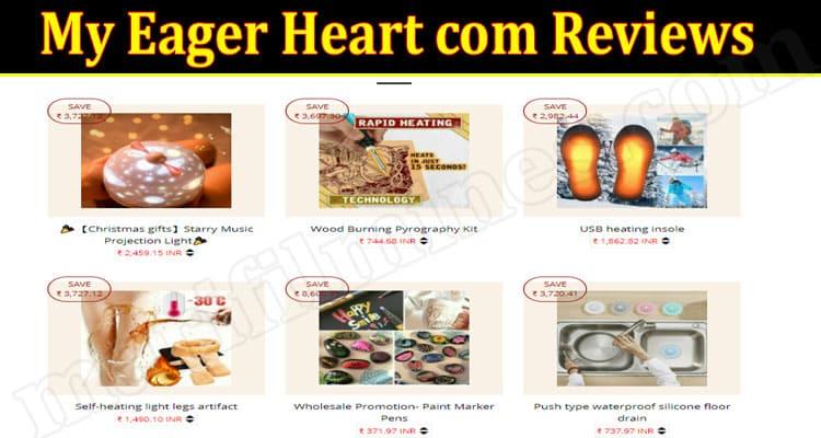 My Eager Heart com Reviews 2021.