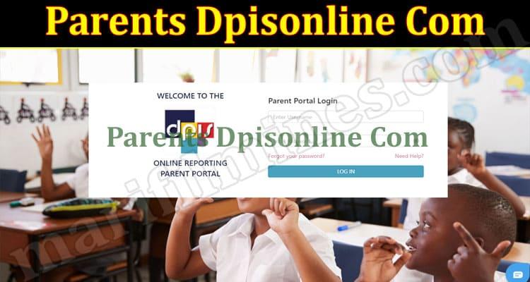 Parents Dpisonline Com 2021. .