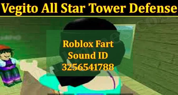 Roblox Fart Sound ID 2021.