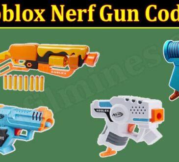 Roblox Nerf Gun Codes Online Website Reviews