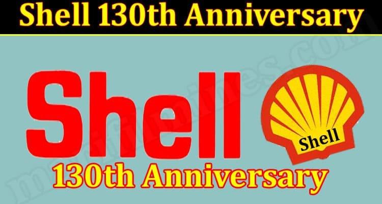 Shell 130th Anniversary 2021.
