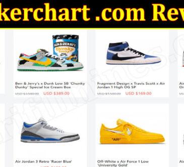 Sneakerchart.com Reviews 2021.