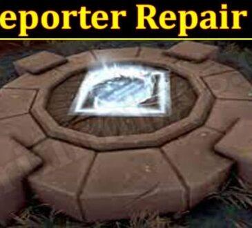 Teleporter Repair Kit 2021.