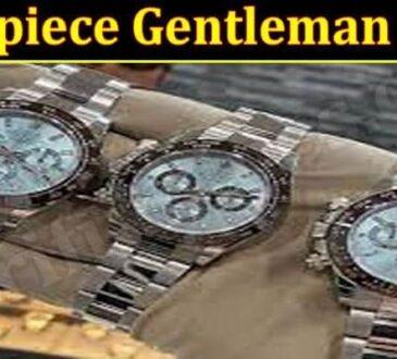 Timepiece Gentleman Scam 2021.