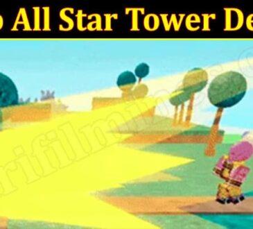 Vegito All Star Tower Defense 2021.