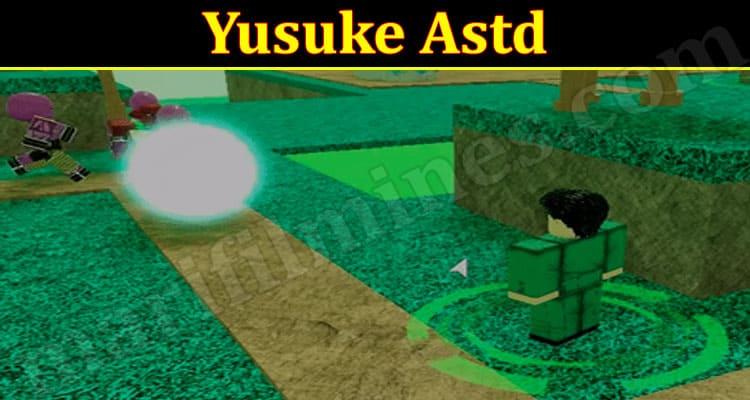 Yusuke Astd 2021.