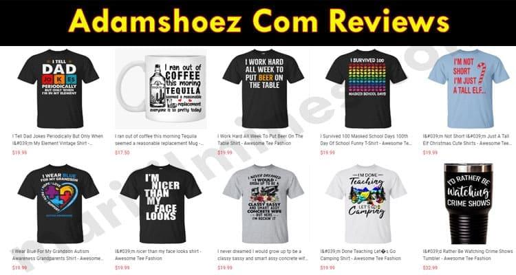 Adamshoez Com Online Website Reviews