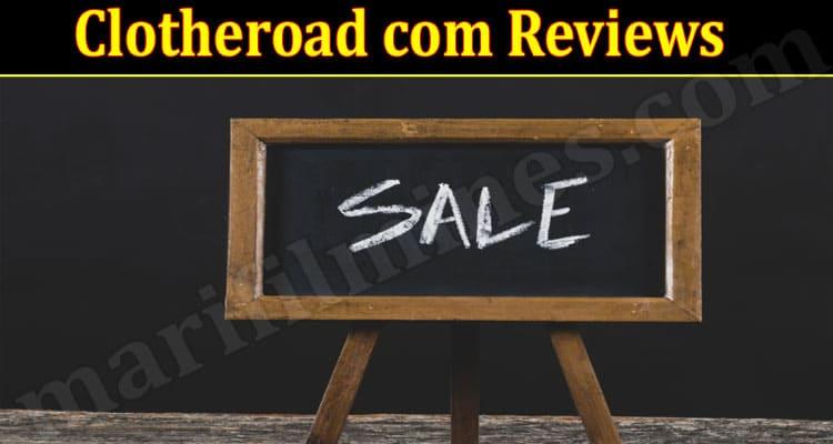 Clotheroad Online website Reviews