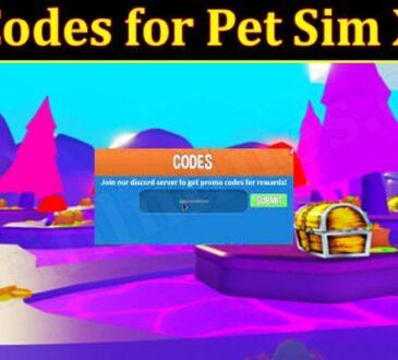 Codes for Pet Sim X Online Website Reviews