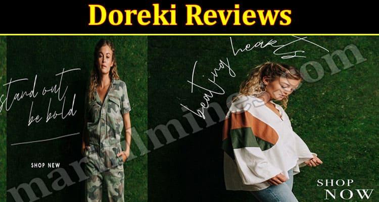 Doreki Reviews (Aug 2021) Is It a Legit Seller Or Not