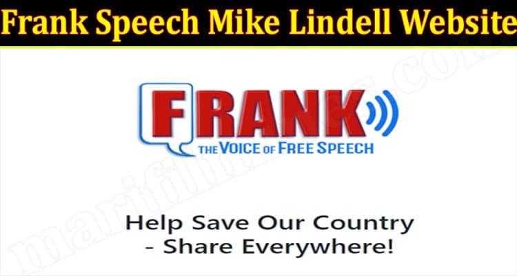 Frank Speech Mike Lindell Website 2021