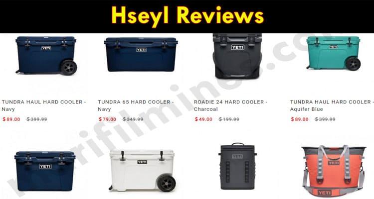 Hseyl Online Website Reviews