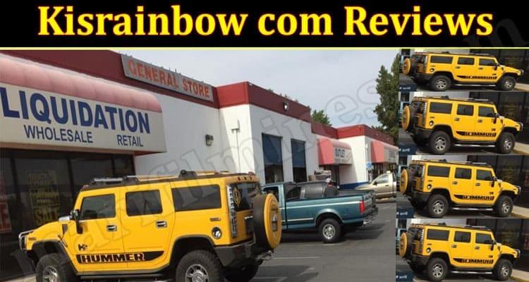 Kisrainbow Online Website Reviews
