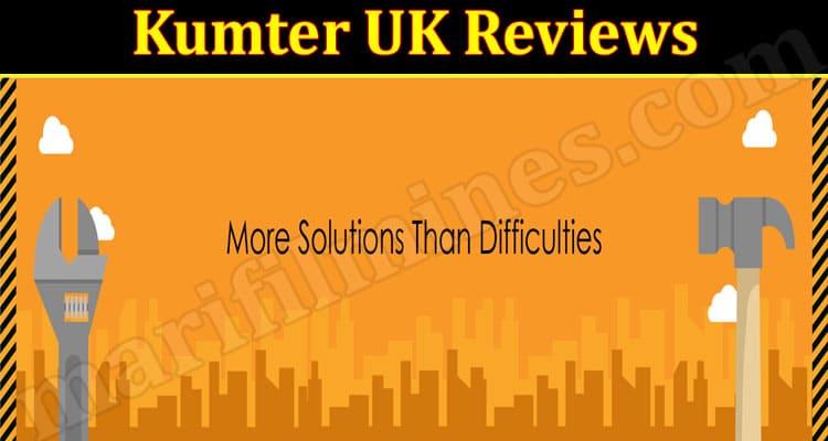 Kumter UK Online Website Reviews