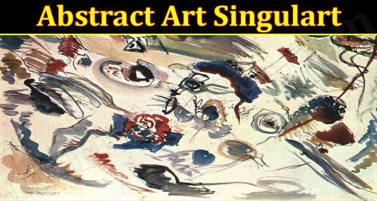 Latest News Abstract Art Singulart