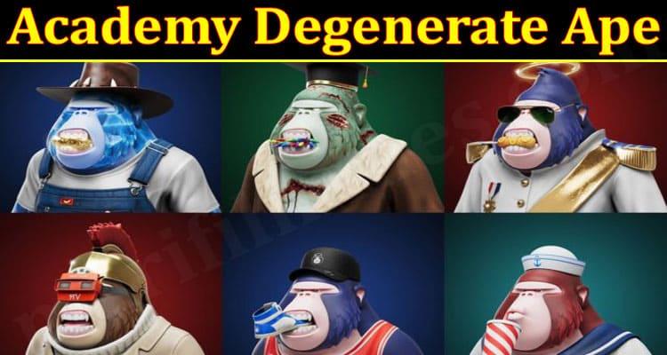 Latest News Academy Degenerate Ape