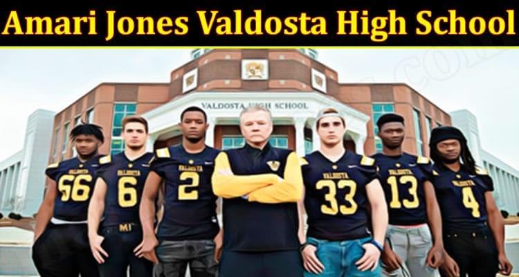 Latest News Amari Jones Valdosta High School