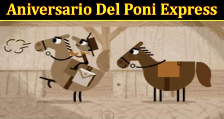 Latest News Aniversario Del Poni Express