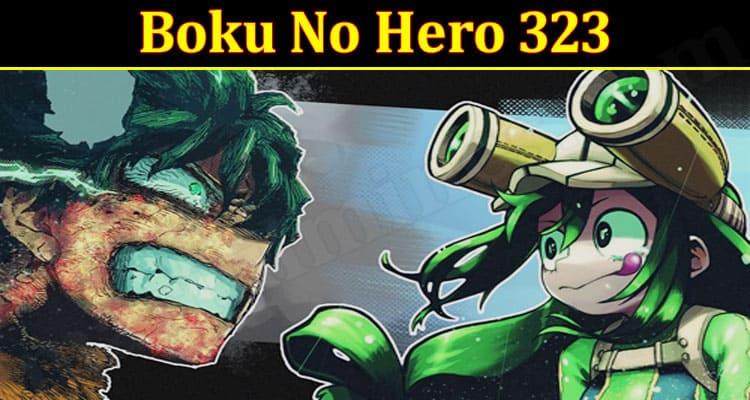 Latest News Boku No Hero