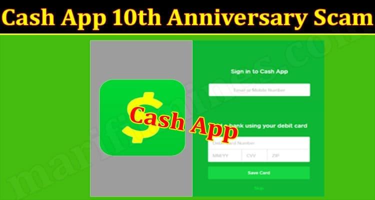 Latest News Cash App 10th Anniversary