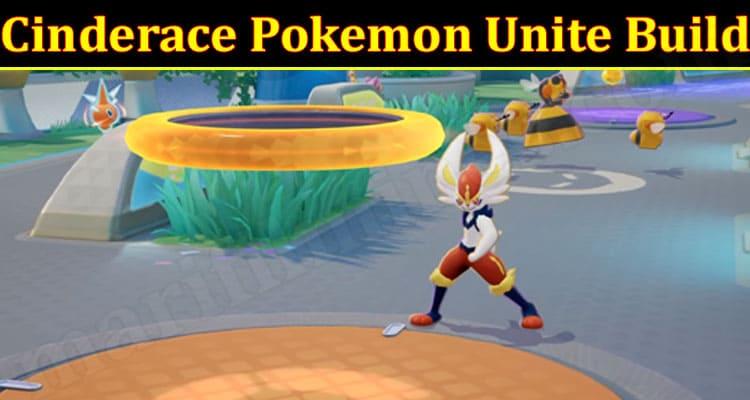 Latest News Cinderace Pokemon Unite Build